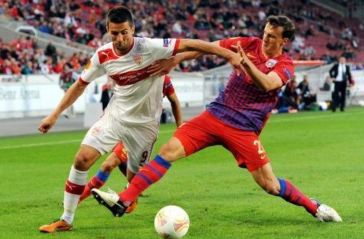 Die Gruppengegner des VfB Stuttgart: Steaua Bukarest