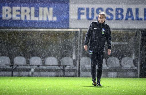 Jürgen Klinsmann ruiniert seinen Ruf