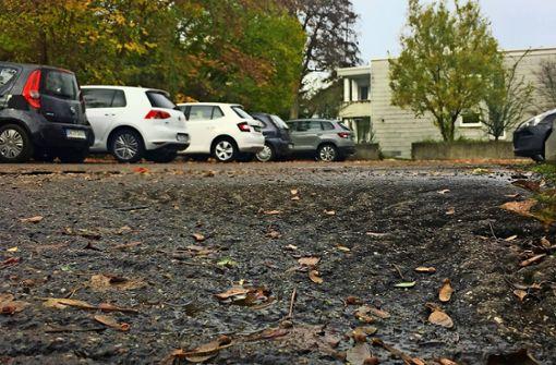 Was wird aus dem Parkdeck neben den Studentenwohnheimen?
