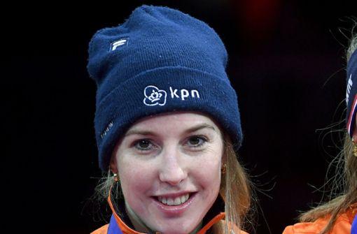Niederländische Shorttrack-Weltmeisterin stirbt mit 27 Jahren
