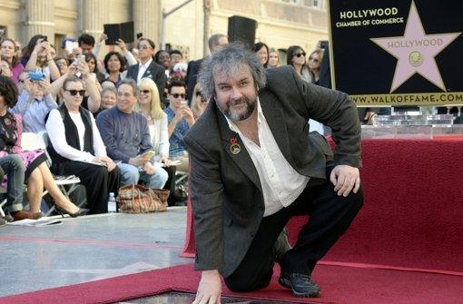 Hobbit-Regisseur Peter Jackson bekommt Stern