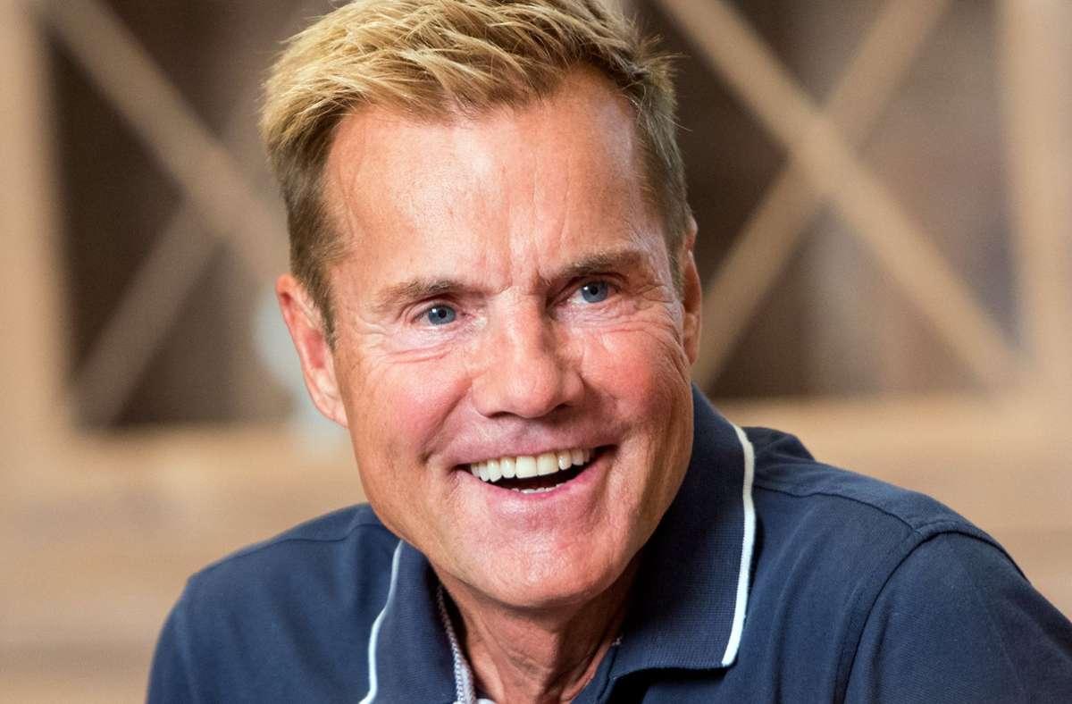 Bekanntes Gesicht aus dem Fernsehen: Dieter Bohlen (Archivbild) Foto: dpa/Daniel Bockwoldt