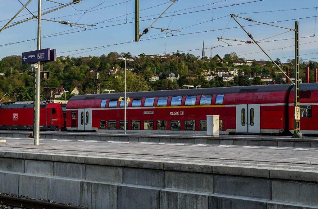 Die Frau wurde bei dem Unfall am Esslinger Bahnhof verletzt. Foto: SDMG/SDMG / Kohls