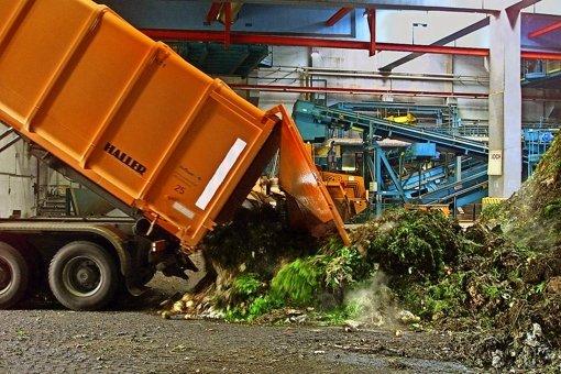 Kommt zum Kompost auch noch Biogas?