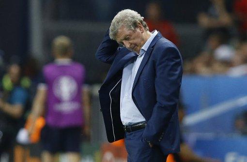 England-Trainer Hodgson tritt zurück