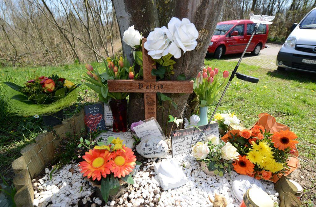 Die Trauer in Neuenburg war nach der Tat groß. Foto: dpa