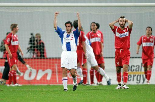 Das ist die Bilanz des VfB gegen Hansa Rostock
