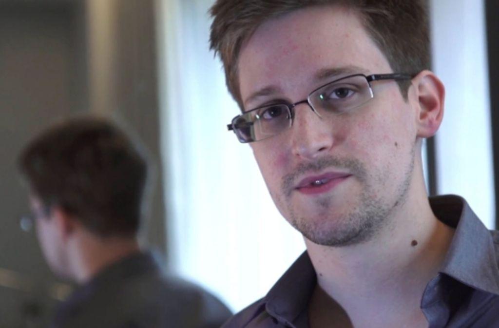 Snowden hat die umfassenden Überwachungsprogramme der Geheimdienste aufgedeckt. Foto: The Guardian Newspaper/dpa