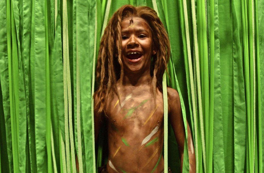 Nick Hamm war im Musical ein  junger Tarzan; jetzt will er bei Voice Kids sein Gesangstalent erneut auf die Probe stellen. Foto: Rüdiger Ott