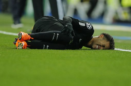 Muss der PSG ohne Neymar gegen Madrid ran?