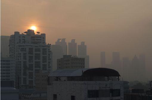 Schlimmer Smog beschert Schülern tagelang schulfrei