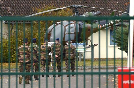 13 französische Soldaten sterben in Mali