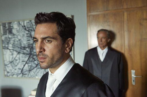 Elyas M'Barek überzeugt als Anwalt