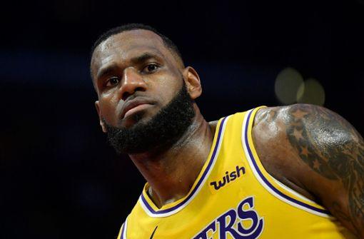 So reagieren die Stars auf den NBA-Schock