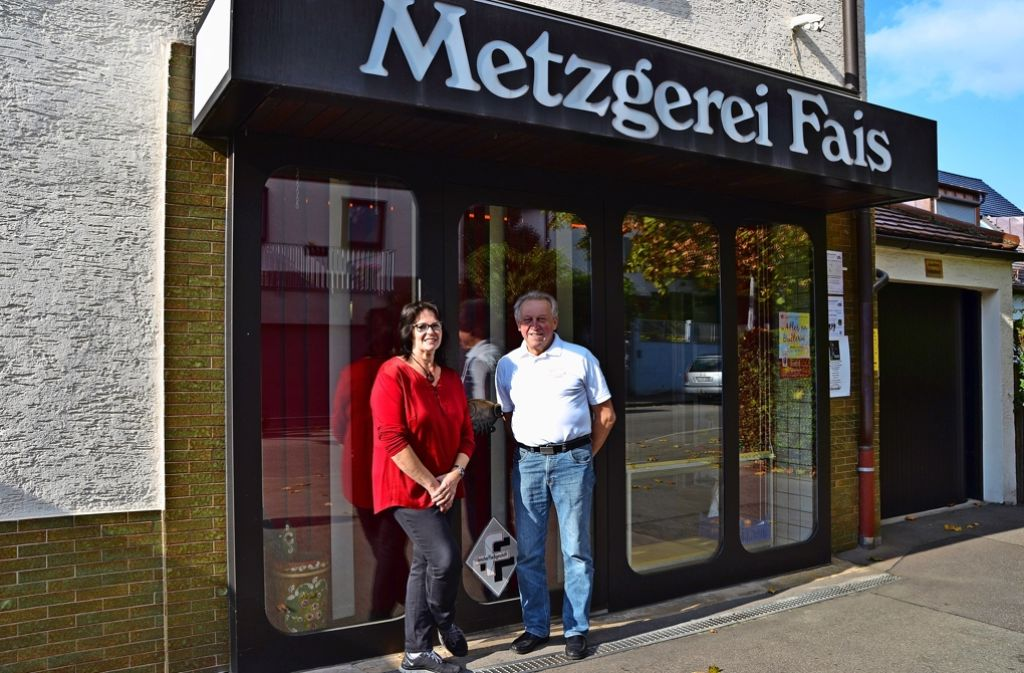 Sabine und Edmund Fais schließen ihren Familienbetrieb. Foto: Fatma Tetik