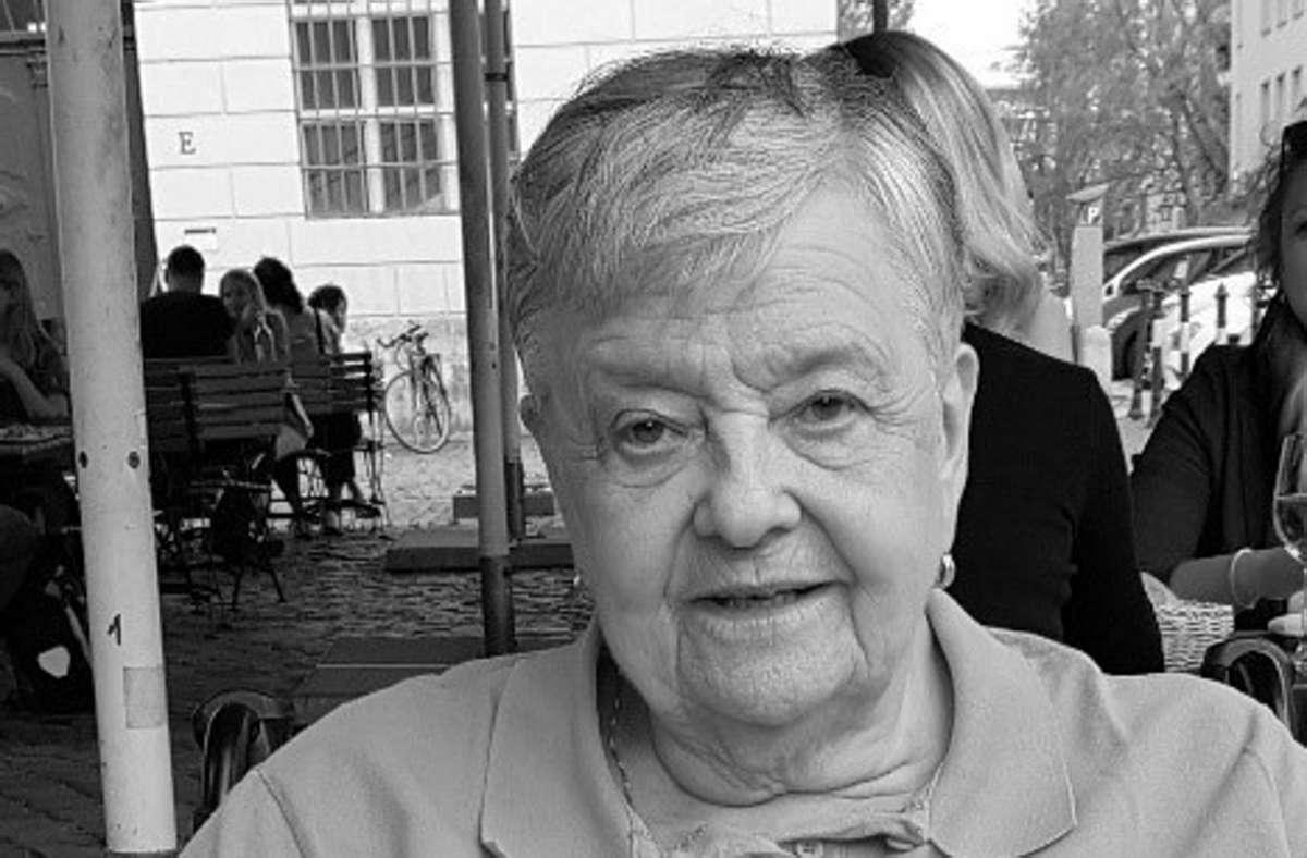 Anke Barth hatte zuletzt mit mehreren Krankheiten zu kämpfen. Foto: privat