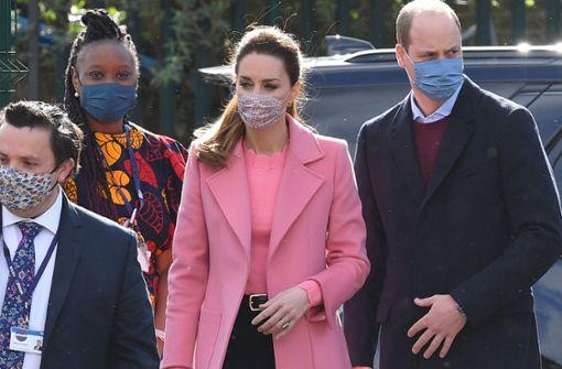 """""""Sind keine rassistische Familie"""": Prinz William weist Vorwurf zurück"""