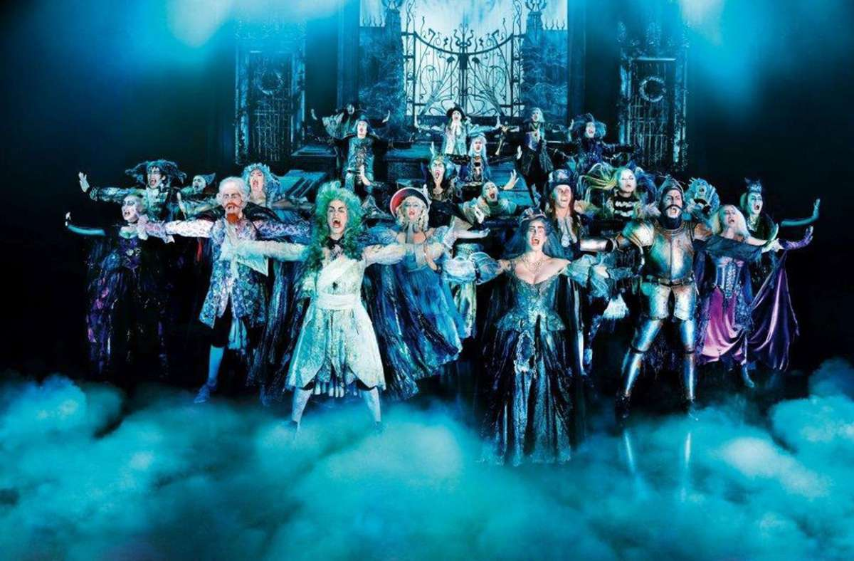 Die Vampire dürfen dieses Jahr nicht mehr in Stuttgart starten. Foto: Stage Entertainment