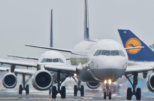Pilot setzt in Genf Notruf ab