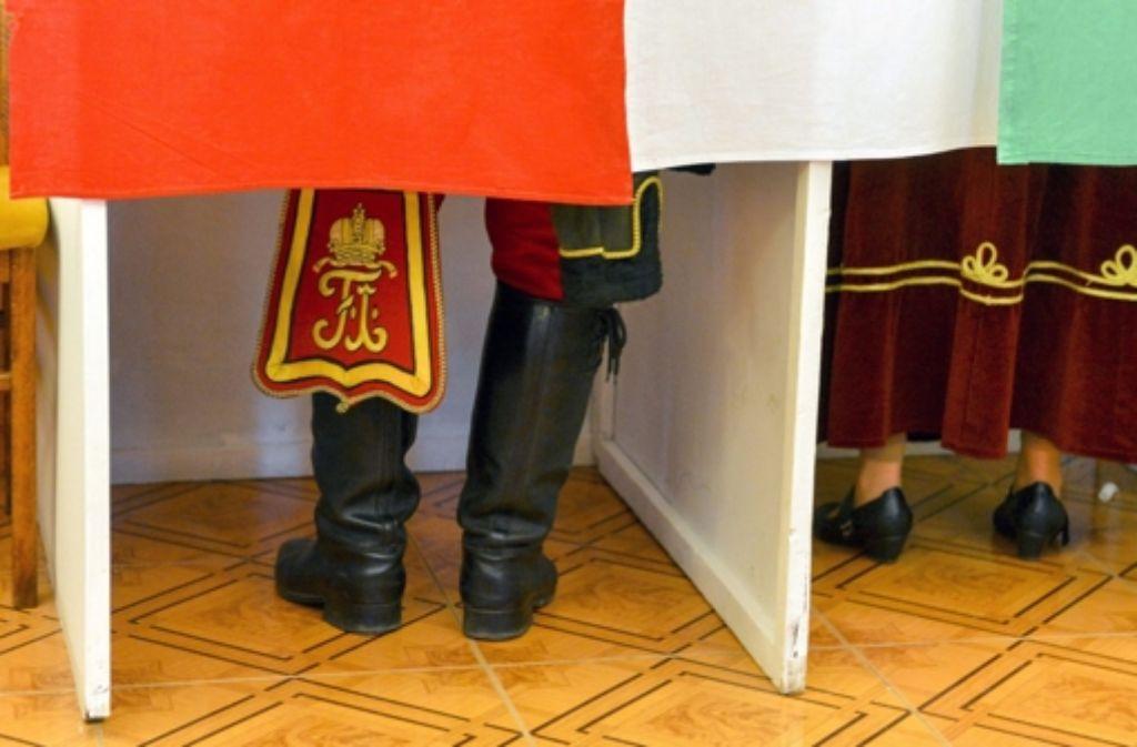 In Ungarn wurde am Sonntag ein neues Parlament gewählt. Foto: MTI