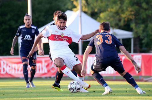 Berkay Özcan nähert sich dem Comeback an