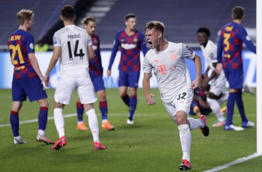 """Internationale Presse staunt: """"Bayern steckt Barca in den Schredder"""""""
