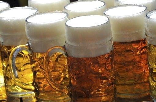 Nervenzehrende Bierversuche