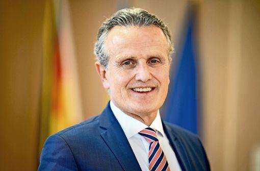 Nopper Favorit  für OB-Wahl in Stuttgart