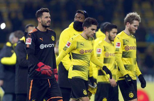 BVB verliert schon wieder – FC Bayern gewinnt