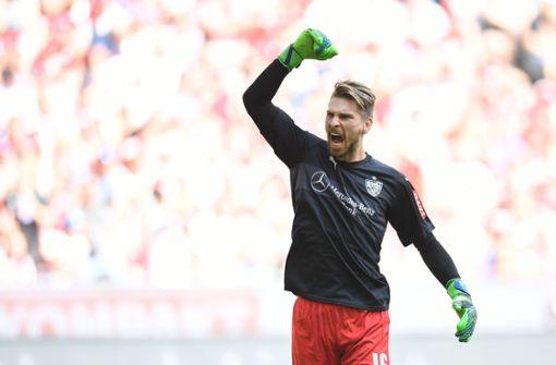 VfB-Torwart stärkt Manuel Neuer den Rücken