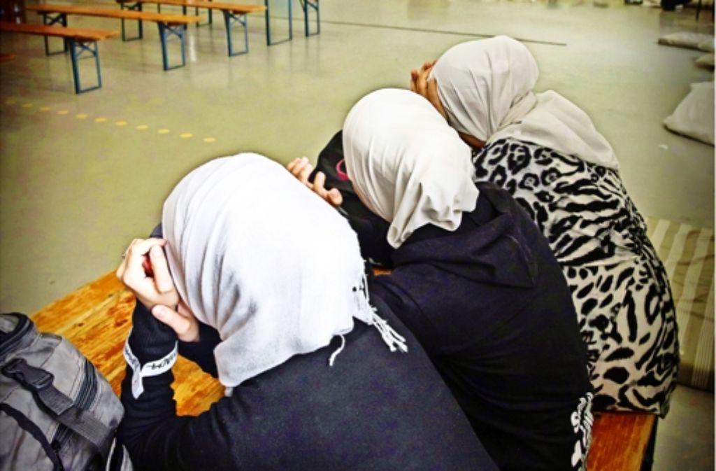 Mädchen und junge Frauen   aus dem kurdischen Teil des Iraks und aus Syrien sollen im Land medizinische Hilfe und psychologische Beratung erhalten. Foto: Achim Zweygarth