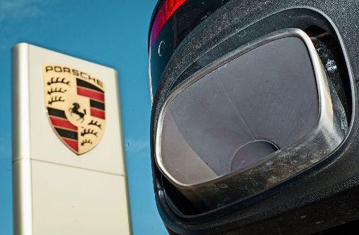 Porsche Cayenne kommt auf Prüfstand