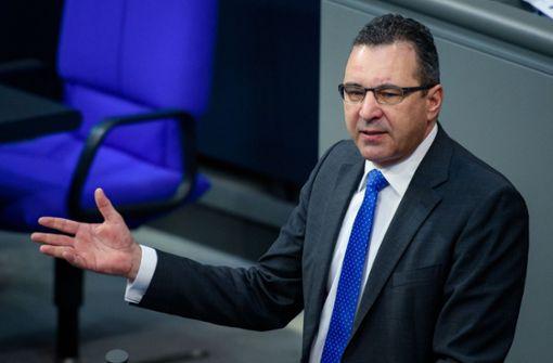 CDU-Abgeordneter Pfeiffer legt Sprecheramt  nieder