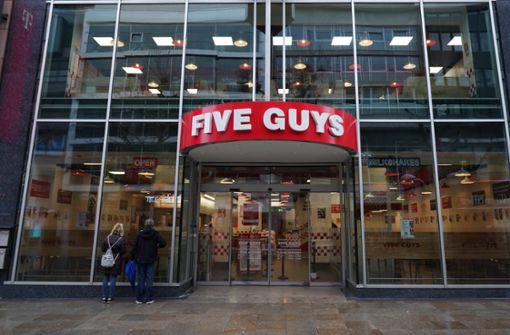 Burgerketten-Filiale bereits zigfach vor Eröffnung bewertet