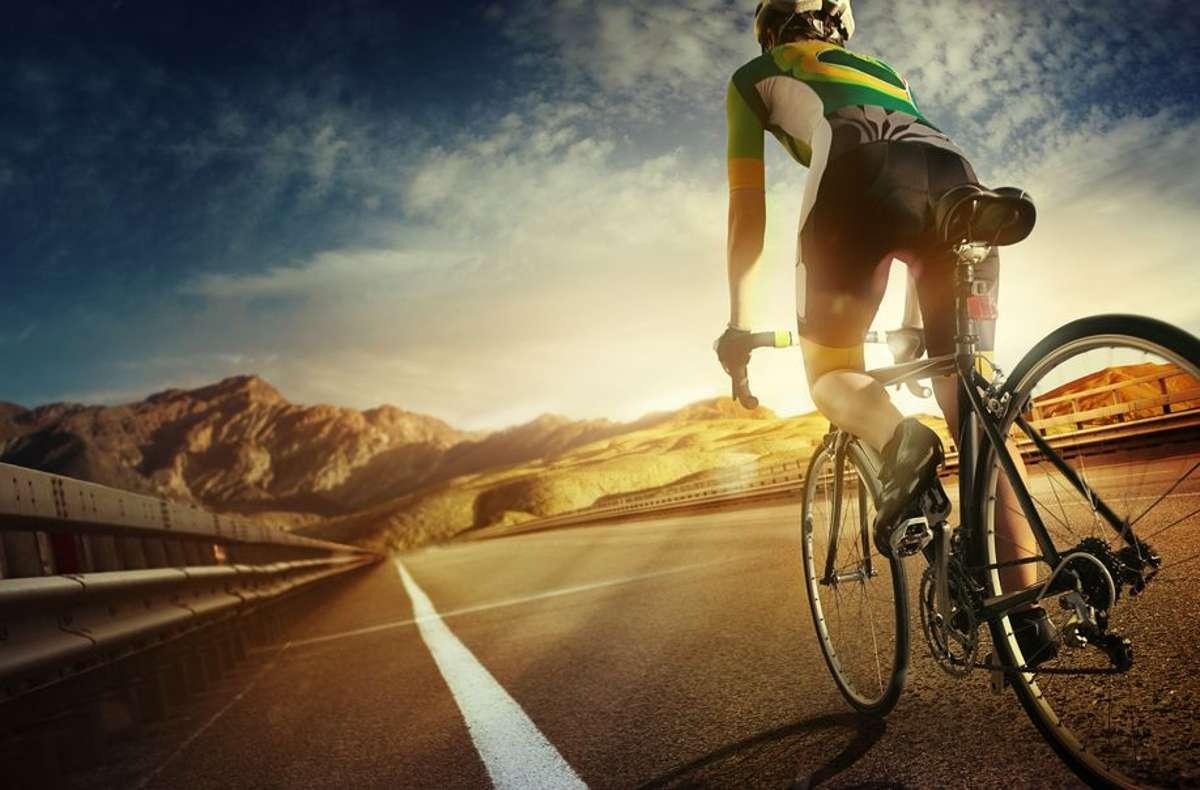 Mit dem passenden Fahrradsattel macht die Tour gleich nochmal soviel Spaß.  Foto: shutterstock/ Rocksweeper