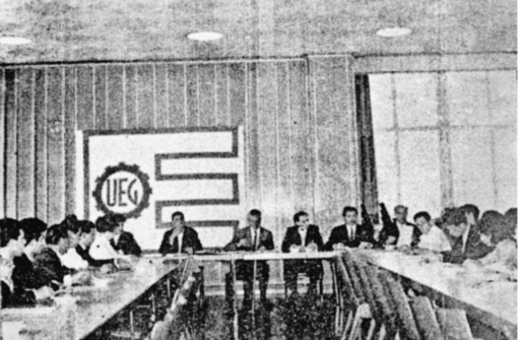 Rund 40000 Arbeiter aus Italien, Portugal und Spanien haben 1964 ihre eigene Interessenvertretung gewählt. Foto: privat