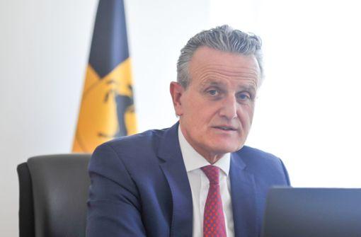OB Nopper fordert Gäubahn-Gipfel