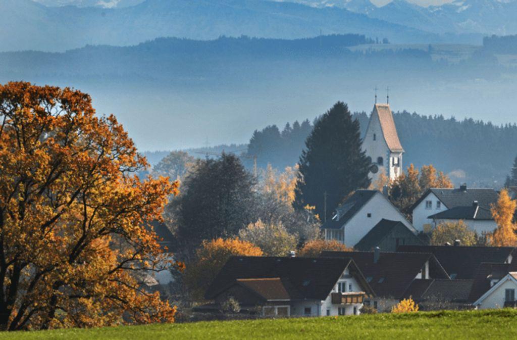 Amtzell im Allgäu hat das Thema Breitband selbst in die Hand genommen. Foto: Gemeinde Amtzell