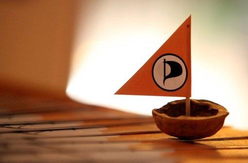 Derzeit sehen die Meinungsforscher von Forsa die Piratenpartei bundesweit bei zwölf Prozent. Foto: dpa