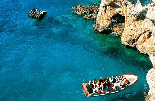 Capri-Wonne auf der Insel