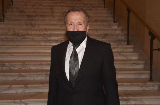 Intendant Nikolaus Bachler verabschiedet sich