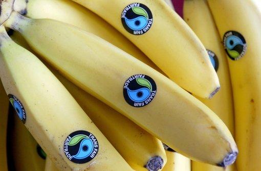 Die Banane ist immer gelb