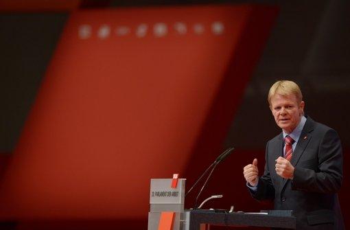 Hoffmann zum neuen Vorsitzenden gewählt
