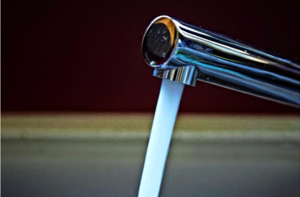 Der Wasserpreis bleibe stabil, das prognostiziert  die Stadtverwaltung. Foto: Stoppel/Archiv