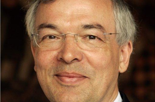Thomas Bauer fordert eine praxisnähere Planung bei großen Bahnprojekten. Foto: StZ