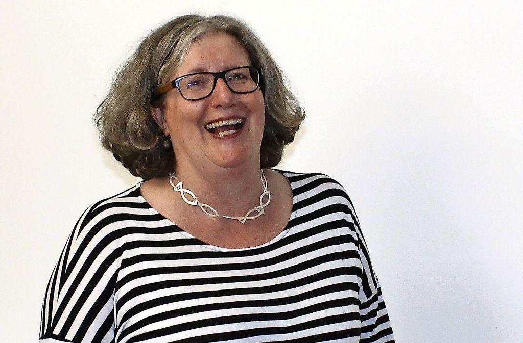 Gabriele Fischer freut sich auf ihre neue, seelsorgerische Aufgabe. Foto: Jacqueline Fritsch