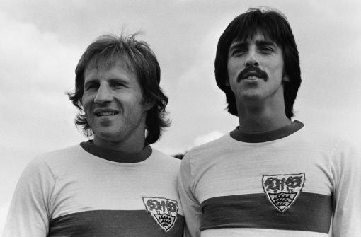 Diese Männer stiegen mit dem VfB ab