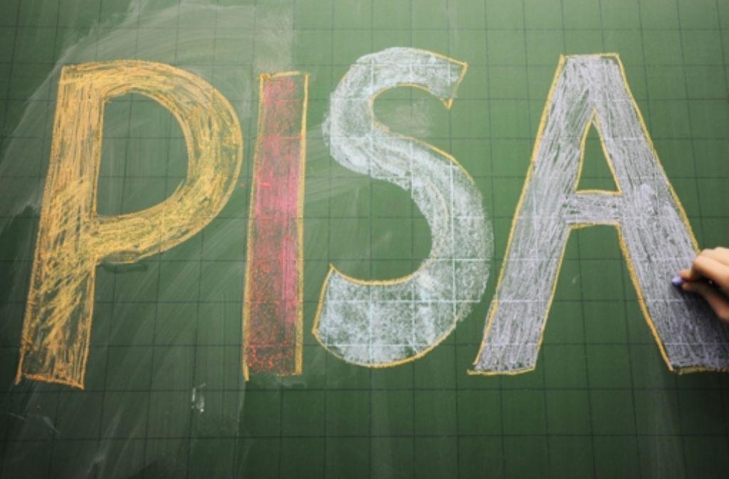 Im Jahr 2000 fand der erste Pisa-Test statt, inzwischen ist er fast schon Routine. Foto: dpa