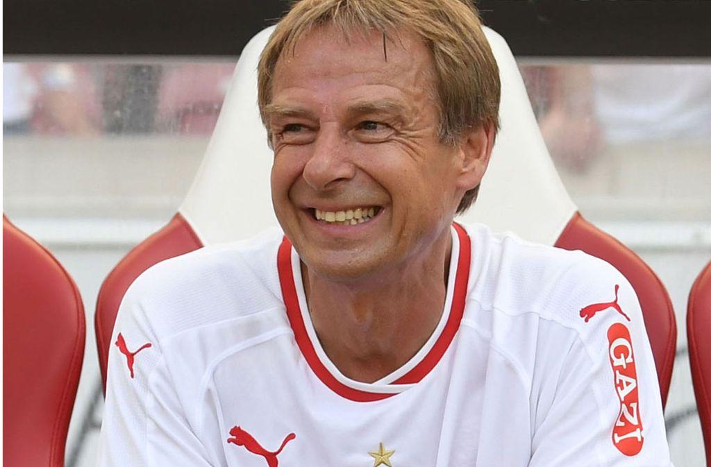 Jürgen Klinsmann gilt als möglicher Nachfolger von Ex-VfB-Präsident Wolfgang Dietrich. Foto: dpa