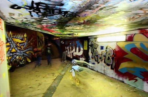 """Graffiti Hall of Fame"" eingeweiht"